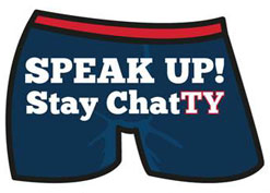 SPEAK UP! Stay ChatTY