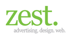 Zest Advertising Media Web Development